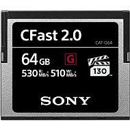 SONY G SERIES CFAST 2.0 64GB