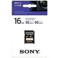Sony SDHC 16GB Class 10 Pro