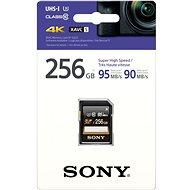 Sony SDXC 256GB Class 10 Pro UHS-I 95MB/s