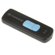 Transcend JetFlash 500 8GB modrý