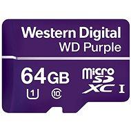WD Purple MicroSDXC 64GB UHS-I U1