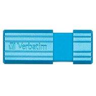 Verbatim Store 'n' Go PinStripe 32GB karibsky modr