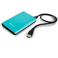 "Verbatim 2.5"" Store 'n' Go USB HDD 500GB - zelený"