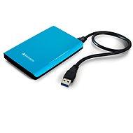 "Verbatim 2.5"" Store 'n' Go USB HDD 500GB - modrý"