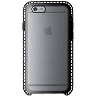 Lunatik SEISMIK pro iPhone 6/6S - černé/transparentní