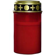 Hama LED hřbitovní svíce, červená