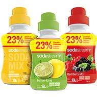 SodaStream 2+1 SHOP MIXV RedLemTon