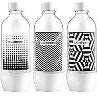 SodaStream Láhev TriPack 1l Black&White