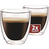 Maxxo Termo skleničky DG808 espresso