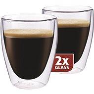 Maxxo Termo skleničky DG830 coffee