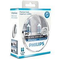 PHILIPS  H7 WhiteVision, 55W, patice PX26d, 2kusy + zdarma 2x W5W