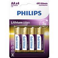 Philips FR6LB4A 4 ks v balení