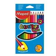 MAPED Color Peps Jumbo 12 barev