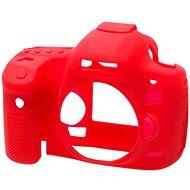 Easy Cover Reflex Silic pro Canon 5D Mark III červené