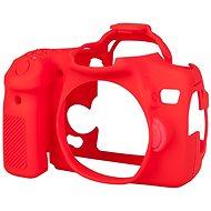 Easy Cover Reflex Silic pro Canon 70D červené