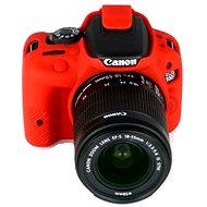 Easy Cover Reflex Silic pro Canon 100D červené