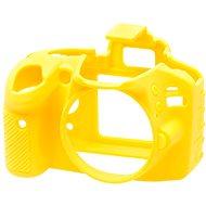 Easy Cover Reflex Silic pro Nikon D3200 žluté