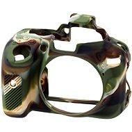 Easy Cover Reflex Silic pro Nikon D5300 camouflage