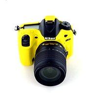 Easy Cover Reflex Silic pro Nikon D7100 žluté