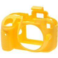 Easy Cover Reflex Silic pro Nikon D3300 žluté