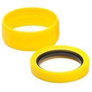 Easy Cover chránič pro objektivy 62 mm Lens Rim žluté