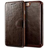 Verus Dandy Layered Leather Case hnědé