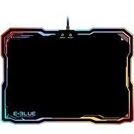 E-Blue RGB mouse pad černá