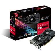 ASUS ROG STRIX GAMING RX560 DirectCU II OC 4GB