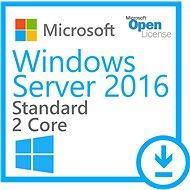 WinSvrSTDCore 2016 SNGL OLP 2Lic NL CoreLic