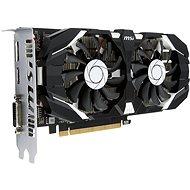 MSI GeForce GTX 1050 Ti 4GT OC