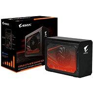 GIGABYTE GeForce AORUS GTX 1070 Gaming box - externí