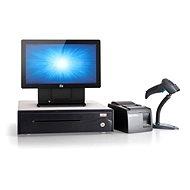 ELO 15E2 + tiskárna TSP143U + čtečka Zebra LS1203 + pokladní zásuvka + SW SEP System TiGo