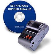 HPRT MPT-II Bluetooth + EET aplikace