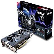 SAPPHIRE NITRO+ Radeon RX 580 OC 4G (Samsung Memory)