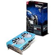 SAPPHIRE NITRO+ Radeon RX 580 Special Edition METAL BLUE