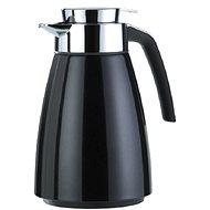 Emsa BELL Vacuum jug Quick Tip 1.0L shiny Black 513810