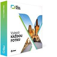 Zoner Photo Studio X CZ na 1 rok pro domácnost (elektronická licence)