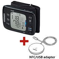 OMRON RS8 spřipojením na internet + NFC/USB adapter