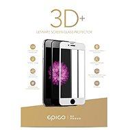 Epico Glass 3D+ pro Samsung S7 Edge, transparentní
