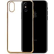 Epico Bright pro iPhone X, zlatý