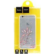 Epico Hoco Bauhinia pro iPhone 6 a iPhone 6S bílý transparentní