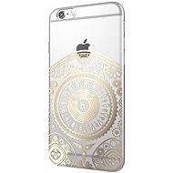 Epico Hoco Totem pro iPhone 6 a iPhone 6S transparentní bílý