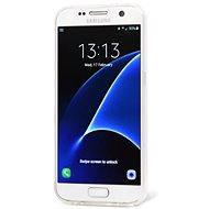 Epico Ronny Gloss pro Samsung Galaxy S7 bílý transparentní