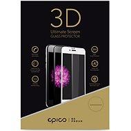 Epico Glass 3D pro Apple iPhone 6 a iPhone 6S bílé