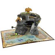 Gormiti Mythos hrací set Jeskyně Roscamaru