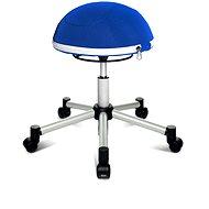 TOPSTAR Sitness Halfball modrá