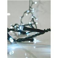 EUROLAMP Světelý vánoční řetěz 240 LED studená bílá
