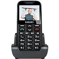 EVOLVEO EasyPhone XD černo-stříbrný