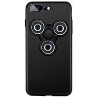 Mantis  pro iPhone 7 Plus Černý + fidget spinner