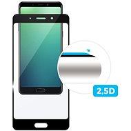FIXED Full-Cover pro Samsung Galaxy A8 Plus (2018) černé